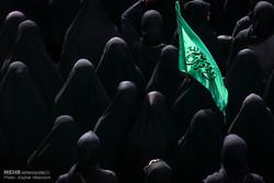 إقامة مراسم ذكرى اربعين الإمام الحسين (ع) في العاصمة طهران / صور