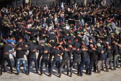 جزیرہ ہرمز میں شہدائے کربلا کے چہلم کی مناسبت سے عزاداری