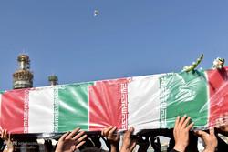 مراسم اربعین حسینی در مشهد مقدس
