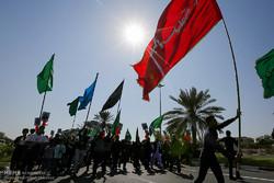 """إحياء ذكرى الاربعين الحسيني بجزيرة """"كيش"""" الايرانية / صور"""