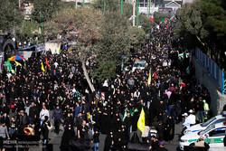 تہران میں شہدائے کربلا کا چہلم /(2)