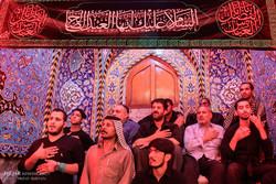 فلم/ حضرت عباس (ع) کے حرم میں عزاداری