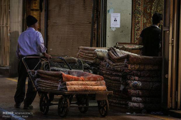بازار فرش تهران