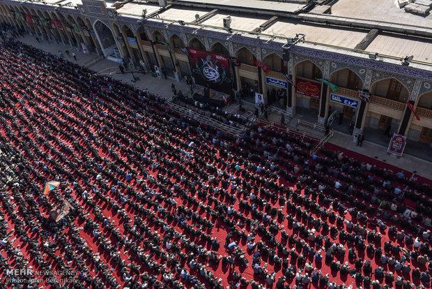 إحياء ذكرى اربعينية الامام الحسين (ع) بمدينة شيراز