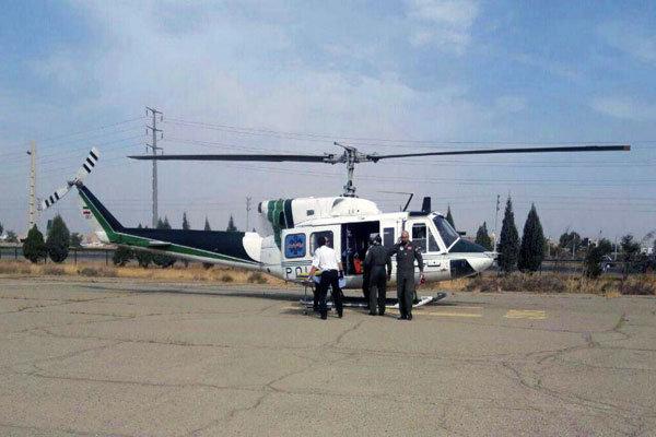 همکاری مشترک شهرداری و اورژانس بر افزایش پایگاه های اورژانس هوایی