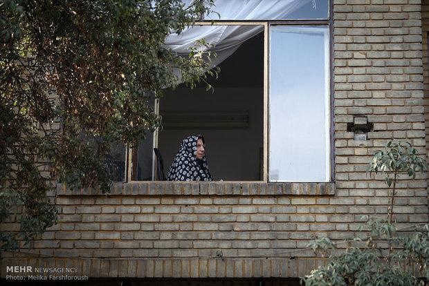 پیاده روی اربعین حسینی در تهران -2