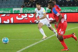 Iran beats Panama's second team