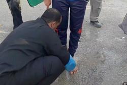 اصرار عراقیها برای شستن پای زائران اربعین