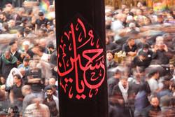جمعی از شیوخ بصره با مردم آبادان و خرمشهر دیدار کردند
