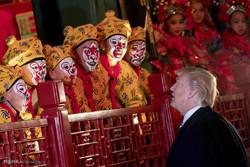 سفر ترامپ به کره و چین