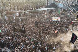 کربلائے معلی میں سید الشہداء کے چہلم میں کئی ملین حسینی عزاداروں کا حضور(2)