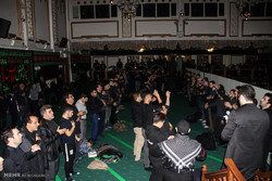 Arbaeen mourning ceremony in England