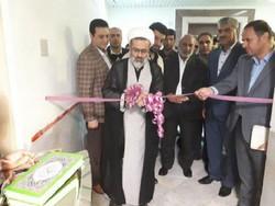 چند بخش درمانی در بیمارستان شهدای هرسین افتتاح شد