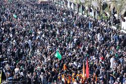 کربلائے معلی میں سید الشہداء کے چہلم میں کئی ملین عزاداروں کا حضور(3)