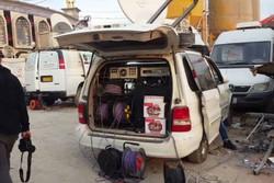 پوشش خبری در کربلا