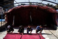 فعالیت۱۴موکب مجوز دار استان با پوشش زوار اربعین/ اعزام ۲۵۰خادم