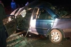 تصادف دو خودرو پژو در بروجرد ۶ مصدوم برجای گذاشت