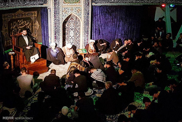 Arbaeen Day held in Hamburg Islamic center