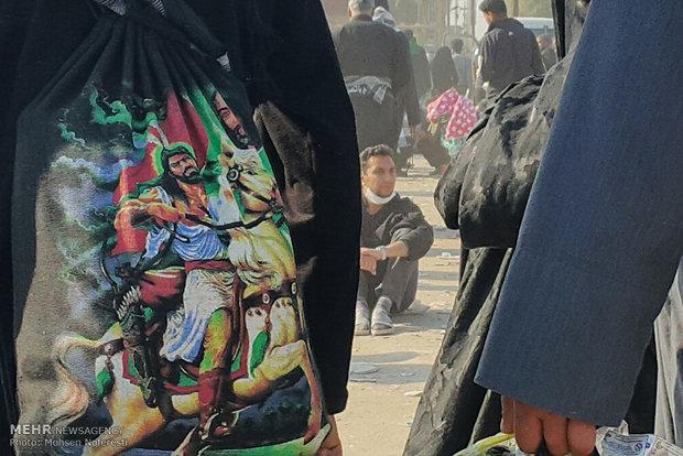 بازگشت زائران اربعین حسینی