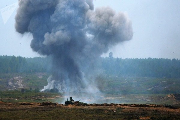 """قتلى بهجوم """"داعشي"""" على تجمع للنازحين بسوريا"""
