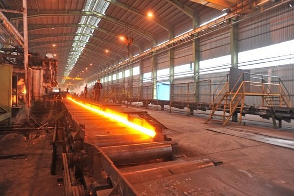 Private sector breaks ground on 1m ton steel plant in NW Iran