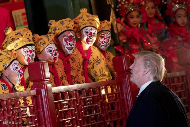 ترامپ به دنبال جنگ در شبه جزیره کره است