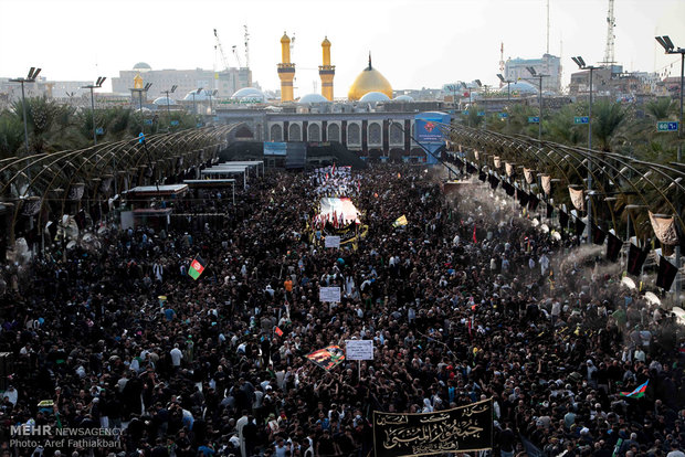 Arbaeen, world's biggest pilgrimage