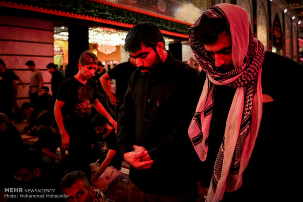 حال و هوای اربعین حسینی در کربلا