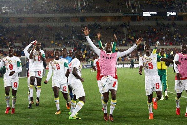 سنگال سهمیه جام جهانی را کسب کرد