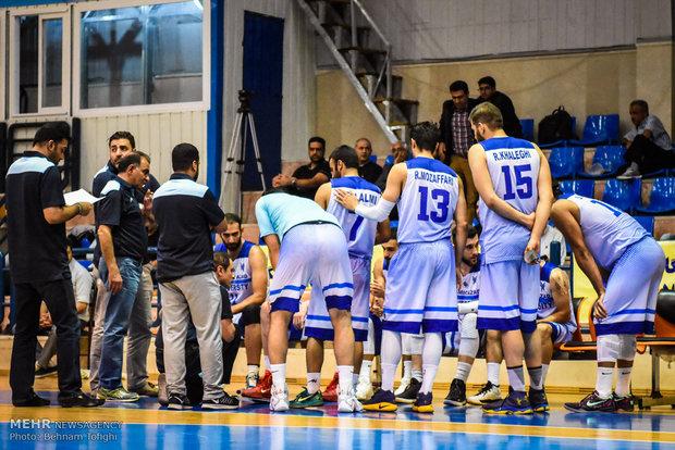لیگ برتر بسکتبال 96: دانشگاه آزاد اسلامی - یس آل گرگان
