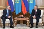تماس تلفنی «نظربایف» با پوتین پیرامون دیدار با ترامپ