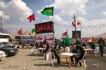 مرز مهران مشکلی ندارد/تردد ۲۵۰ هزار نفر به عتبات عالیات