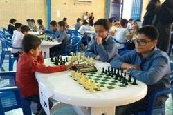 بابلسر میزبان شطرنج آزاد نابینایان کشور شد