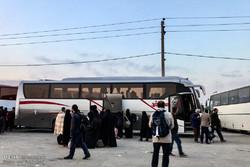 ۱۸ هزار و ۵۰۶ زائر اربعین از کرمان به مرزها منتقل شدند