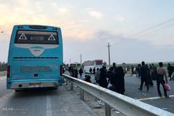 نظارت بر کرایه ها در مرز مهران