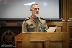 سردار محمد شیرازی رئیس دفتر نظامی فرماندهی کل قوا