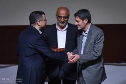 مراسم تکریم و معارفه رئیس قدیم و جدید دانشگاه علوم پزشکی شیراز