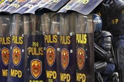 مردم فیلیپین با تظاهرات اعتراضی گسترده به استقبال «ترامپ» رفتند
