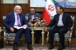 Tahran'da İran-AB ilişkileri ele alındı