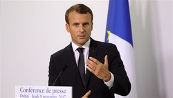 France disagrees with Saudi Arabia on Iran: Macron