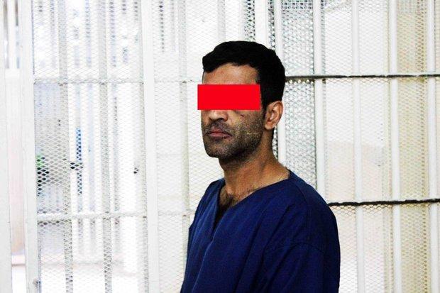 عامل قتل در پمپ بنزین بوشهر  دستگیر شد