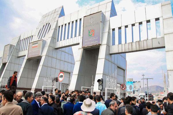 شرایط برای حضور مردم در مراسم خاکسپاری پیر طریقت قادری مهیا نیست