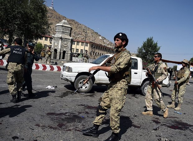 Suicide attack kills 4, wounds 5 in S Afghan province
