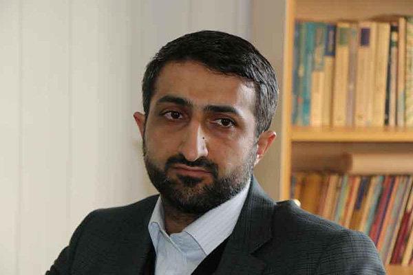 سید حامد عاملی رئیس صنعت و معدن اردبیل