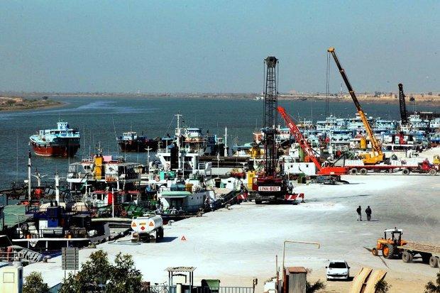 رشد ۵۶درصدی صادرات کالا از بندر خرمشهر/ افزایش۴درصدی واردات خودرو