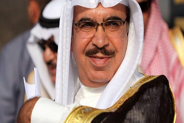 حمله وزیر کشور بحرین به ایران و قطر