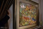 مراسم رونمایی از آثار استاد فرشچیان و استاد زمانی در موزه قرآن حرم مطهر رضوی