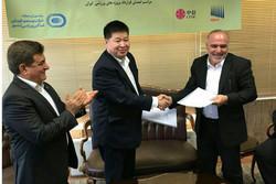 تمدید موافقت نامه فاینانس پروژه های ورزشی میان ایران و چین