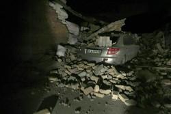 ۲ نفر در قصرشیرین زیر آوار ناشی  از زلزله فوت کردند