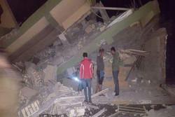 امدادرسانی آغاز شد/تعداد مجروحان زلزله بیشتر از حد انتظار است